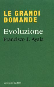 Libro Evoluzione Francisco J. Ayala