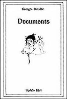 Documents - Georges Bataille - copertina