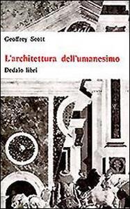 L' architettura dell'umanesimo