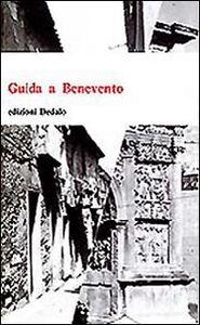Foto Cover di Guida a Benevento, Libro di  edito da Dedalo