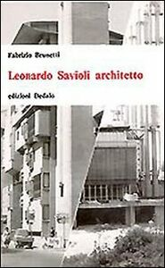 Libro Leonardo Savioli architetto Fabrizio Brunetti