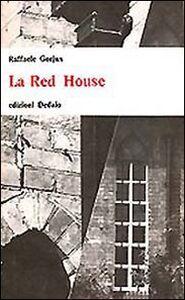Foto Cover di La red house, Libro di Raffaele Gorjux, edito da Dedalo