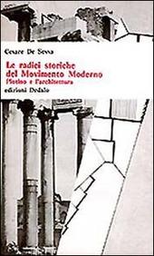 Le radici storiche del movimento moderno. Plotino e l'architettura