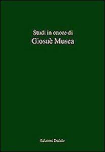 Libro Studi in onore di Giosuè Musca