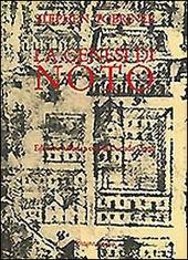 La genesi di Noto. Una città siciliana del Settecento