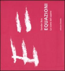 Libro Equazioni. Le icone del sapere Sander Bais