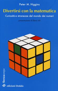 Vitalitart.it Divertirsi con la matematica. Curiosità e stranezze del mondo dei numeri Image