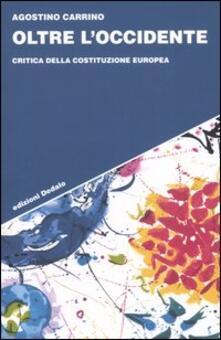 Oltre lOccidente. Critica della Costituzione europea.pdf