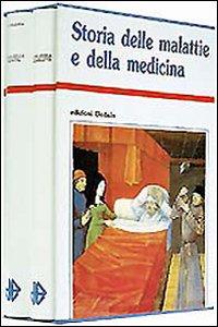 Libro Storia delle malattie e della medicina
