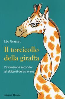 Filmarelalterita.it Il torcicollo della giraffa. L'evoluzione secondo gli abitanti della savana Image