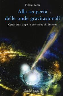 Nicocaradonna.it Alla scoperta delle onde gravitazionali. Cento anni dopo la previsione di Einstein Image