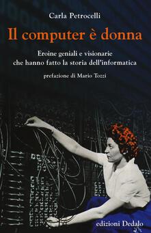 Vitalitart.it Il computer è donna. Eroine geniali e visionarie che hanno fatto la storia dell'informatica Image