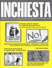 Associazionelabirinto.it Inchiesta (2016). Vol. 193 Image