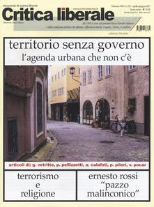 Amatigota.it Critica liberale (2017). Vol. 232: Aprile-Giugno. Image