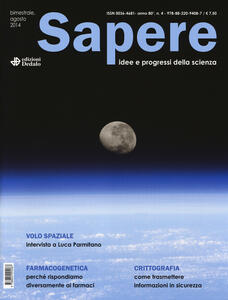 Sapere (2014). Vol. 4: Luglio-Agosto