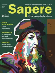 Squillogame.it Sapere. Idee e progressi della scienza (2019). Vol. 2 Image