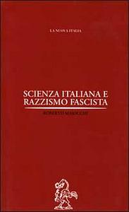Libro Scienza italiana e razzismo fascista Roberto Maiocchi