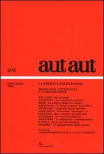 Aut aut (298)