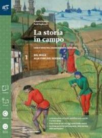 La La storia in campo. Con Quaderno-Extrakit-Openbook. Per le Scuole superiori. Con e-book. Con espansione online. Vol. 1 - Brancati Antonio Pagliarani Trebi - wuz.it