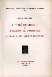 I Mémoires di Philippe de Commynes e l'Italia del Quattrocento