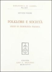 Folklore e società. Studi di demologia padana