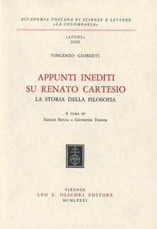 Festivalpatudocanario.es Appunti inediti su Renato Cartesio. «La storia della filosofia» Image
