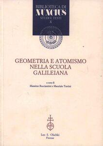 Libro Geometria e atomismo nella scuola galileiana