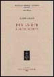 Libro Per Verdi e altri scritti Claudio Gallico