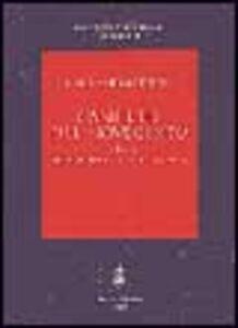 Libro Cantiche del Novecento. Dante nell'opera di Luzi e Pasolini M. Sabrina Titone