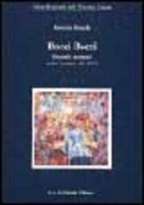 Foto Cover di Bocci-bocci. I tumulti annonari nella Toscana del 1919, Libro di Roberto Bianchi, edito da Olschki