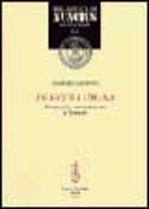 Foto Cover di De figura umana. Fisiognomica, anatomia ed arte in Leonardo, Libro di Domenico Laurenza, edito da Olschki