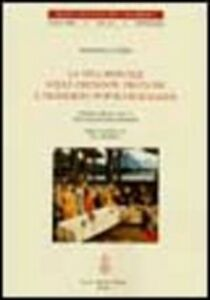 Foto Cover di La vita sessuale nelle credenze, pratiche e tradizioni popolari italiane, Libro di Raffaele Corso, edito da Olschki