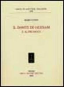 Libro Il Dante di Ozanam e altri saggi Mario Scotti