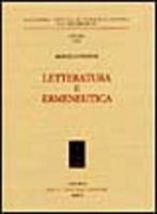 Mercatinidinataletorino.it Letteratura e ermeneutica Image