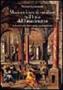 Steamcon.it Musica e identità nobiliare nell'Italia del Rinascimento. Educazione, mentalità, immaginario Image