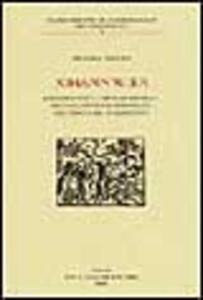 Johann Wier agli albori della critica nazionale dell'occulto e del demoniaco nell'Europa del Cinquecento