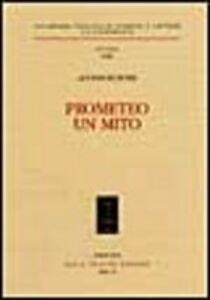 Libro Prometeo. Un mito Alfonso De Petris