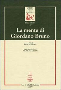 Libro La mente di Giordano Bruno