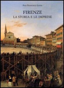 Tegliowinterrun.it Firenze. La storia e le imprese Image