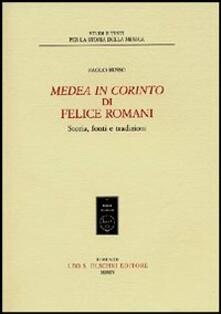 Antondemarirreguera.es «Medea in Corinto» di Felice Romani. Storia, fonti e tradizioni Image