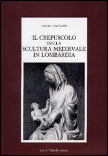 Associazionelabirinto.it Il crepuscolo della scultura medievale in Lombardia Image