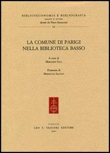 Libro La Comune di Parigi nella biblioteca Basso