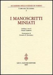 I manoscritti miniati