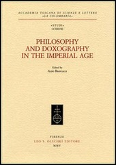 Philosophy and doxography in the Imperial Age