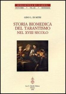 Osteriacasadimare.it Storia biomedica del tarantismo nel XVIII secolo Image