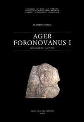 Ager foronovanus. Vol. 1