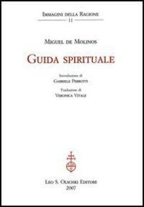 Libro Guida spirituale Miguel De Molinos