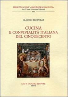 Rallydeicolliscaligeri.it Cucina e convivialità italiana nel Cinquecento Image