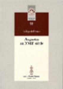 Libro Augustin au XVIIe siècle