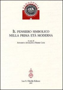Libro Il pensiero simbolico nella prima età moderna
